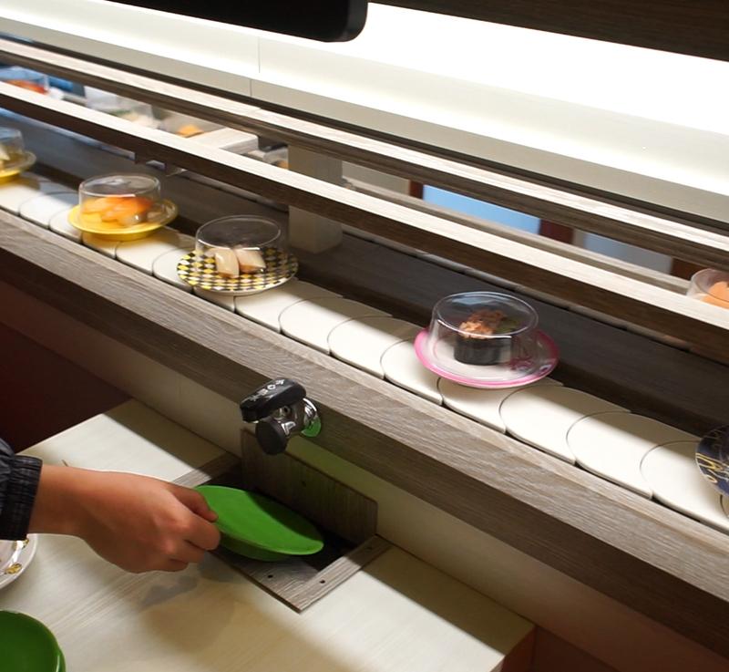 智能计盘回收系统
