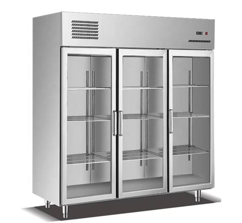 不锈钢冰箱
