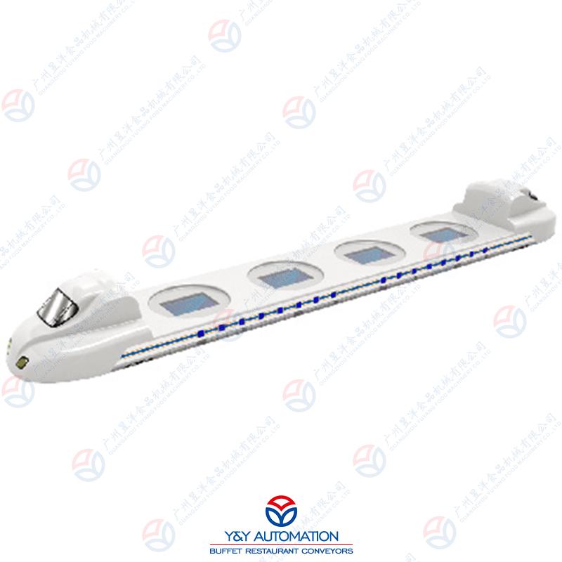 超长型新干线列车Y-E10(凹槽型)