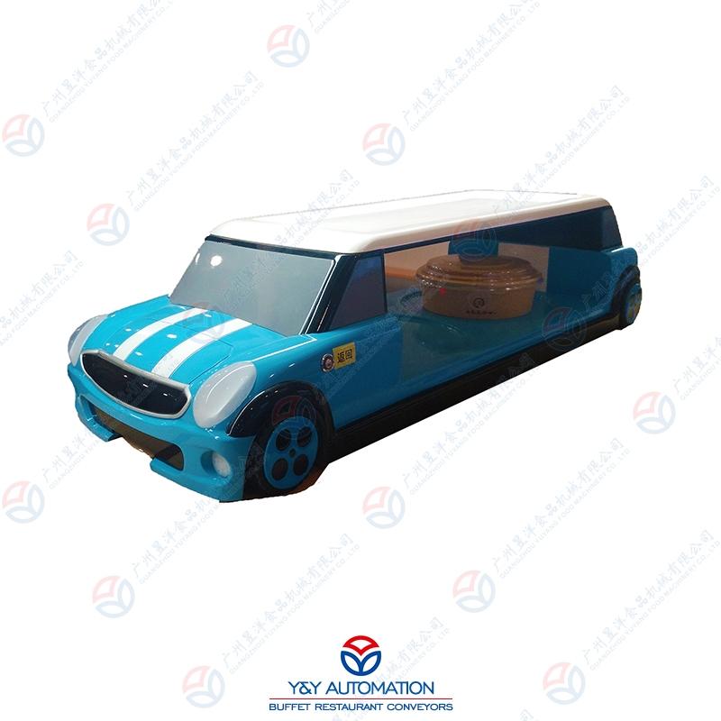 惠州mini库伯送餐车AU-G4(双层款)